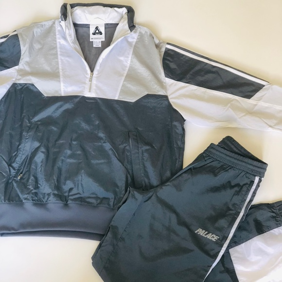 e02e150f adidas Jackets & Coats | Nwot Palace X Full Track Suit Very Rare ...